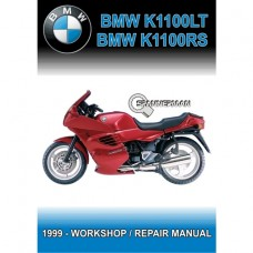 BMW - K 1100 LT - RS (I) - 1999 - Service/Workshop Manual