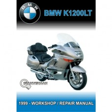 BMW - K 1200 LT - 1999 - Service/Workshop Manual