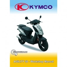 Kymco - Agility 50cc Service/Workshop Manual