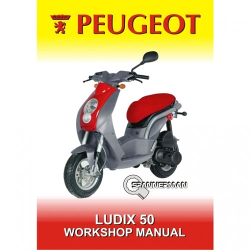 peugeot ludix 50cc service workshop manual rh bannix co uk Piaggio Typhoon Peugeot Trekker