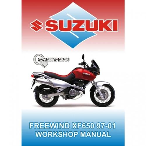 Suzuki  Workshop Manual