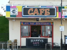 Harry's Cafe