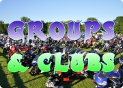 Groups & Clubs