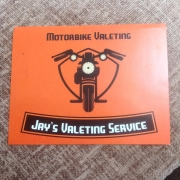 Valeting - Jays Motorcycle Valeting