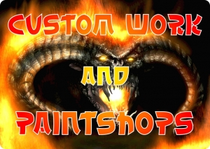 Paint Shops & Custom Work