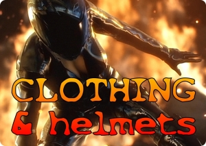 Clothing & Helmets